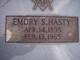 Emory S. Hasty