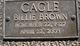 Billie Fernell <I>Brown</I> Cagle
