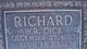 """William R. """"Dick"""" Richard"""
