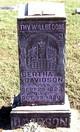 Profile photo:  Bertha <I>Dilks</I> Davidson