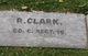 PVT Reuben Clark