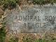 Profile photo:  Admiral Roy Beagle