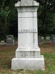 Lucy Alma <I>Darden</I> Marshall