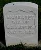 Margaret Brock <I>Herle</I> Anderson