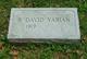 Profile photo:  Burton David Yarian, Jr