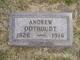 Andrew Morton Oothoudt
