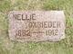 Nellie <I>Priest</I> Oxrieder