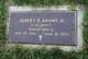 """Albert Ernest """"Pap"""" Adams, Jr"""