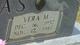 Vera Myrtice <I>Walker</I> Thomas