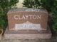 Profile photo:  Albert M. Clayton