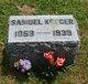 Samuel H. Kreger