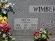 Lee Wimberley, Sr