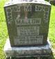 "Margaret Elizabeth ""Maggie"" <I>Todd</I> Mallow"