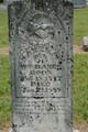 Maude Nancy Anne <I>Banks</I> Baker