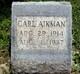 Carl F Aikman