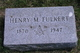 Henry M. Fulkert