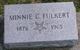 Minnie Clesta <I>Crozier</I> Fulkert