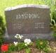 "Elizabeth ""Betty"" <I>Phillips</I> Armstrong"