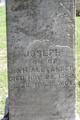 Pvt Joseph Alexander