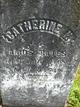 Profile photo:  Catherine <I>Hart</I> Bates