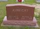 Frieda May <I>Woodruff</I> Albright