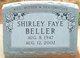 Shirley Faye <I>Cheatham</I> Beller