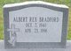 Albert Rex Bradford
