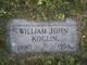 William John Koglin