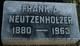 Profile photo:  Frank Alfred Neutzenholzer