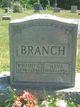 Profile photo:  Neva C. <I>Fyke</I> Branch