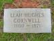Leah <I>Hughes</I> Cornwell