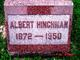 Profile photo:  Albert Hinchman