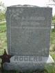 Profile photo: Dr A. P. Rogers