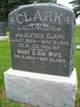 """Profile photo:  Mary Elizabeth """"Lizzie"""" <I>Kennedy</I> Clark"""