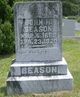 Profile photo:  John H. Beason