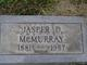 Jasper David McMurray