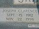 Profile photo:  Joseph Clarence Skipworth