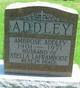 Profile photo:  Ambrose Addley