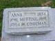 Profile photo:  Anna <I>Metting</I> Coolman