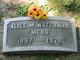 Profile photo:  Alice May <I>Waterman</I> Menn
