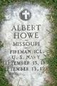 Profile photo:  Albert Howe