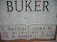 "Guy Watson ""Watson"" Buker"