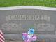 Nellie Monroe <I>Flesher</I> Carmichael
