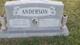 Willie E <I>Pud</I> Anderson