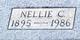 Nellie C <I>Cooper</I> Muzzall