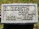 Elizebeth Ann <I>SHARP</I> Coplin