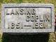 Lansing L Coplin