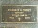 Profile photo:  Charles Henry Croft