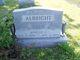Profile photo:  Myrtle G. Albright