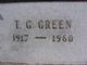 T.G. Green